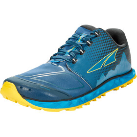Altra Superior 4.5 Running Shoes Men blue/yellow